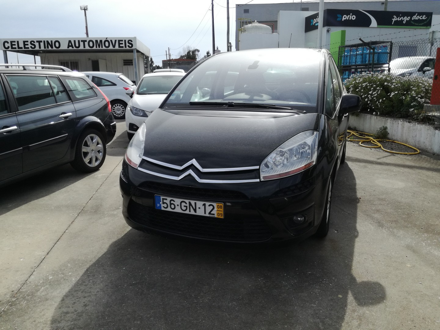 Citroen - C4 1.6HDI Exclusive CMP6