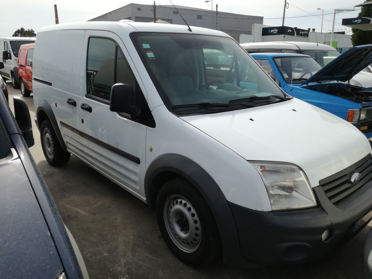 Ford - Connect 1.8TDCI 90T