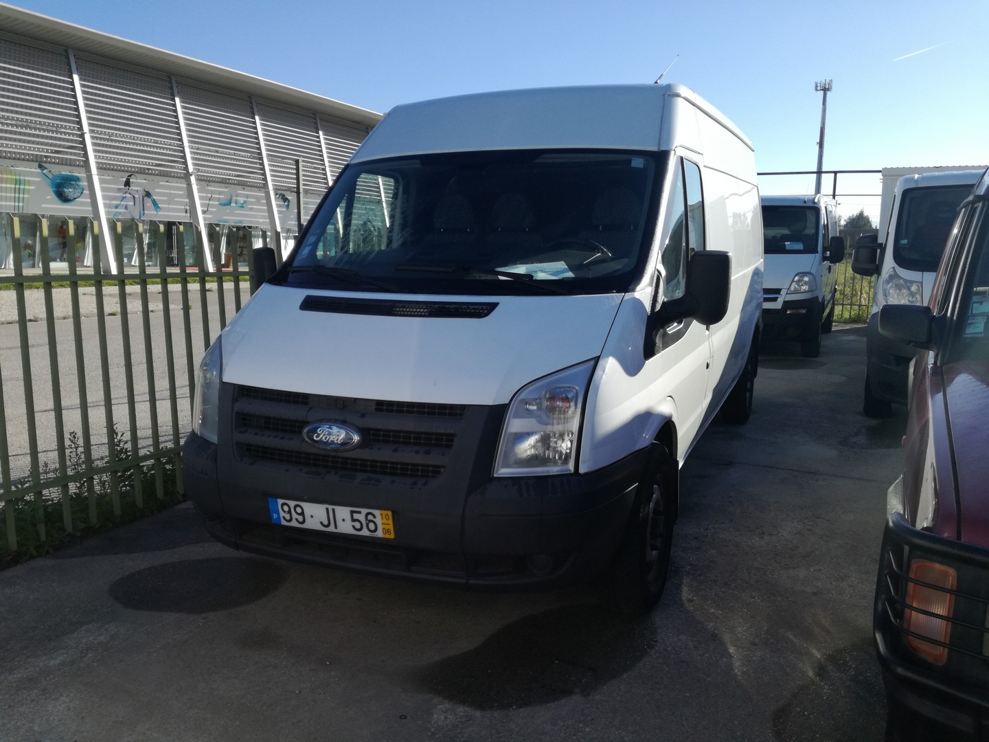 Ford - Transit 2.4TDCI 140CV Chassis Longo IVA Dedútivel