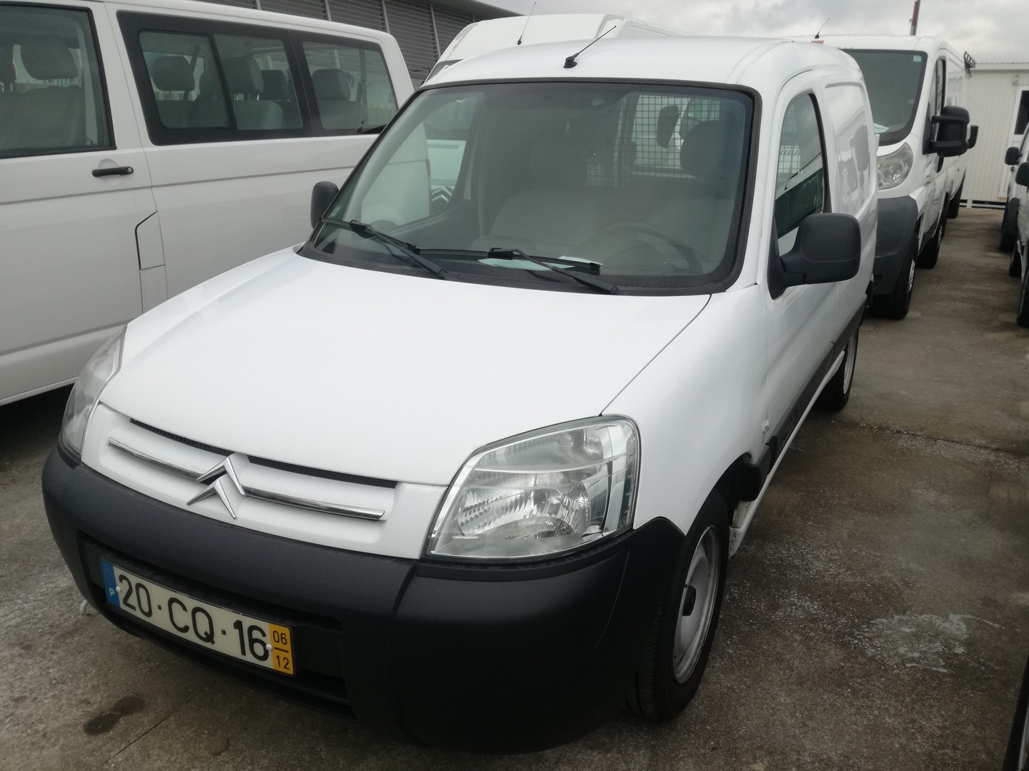 Citroen - Berlingo 1.9D