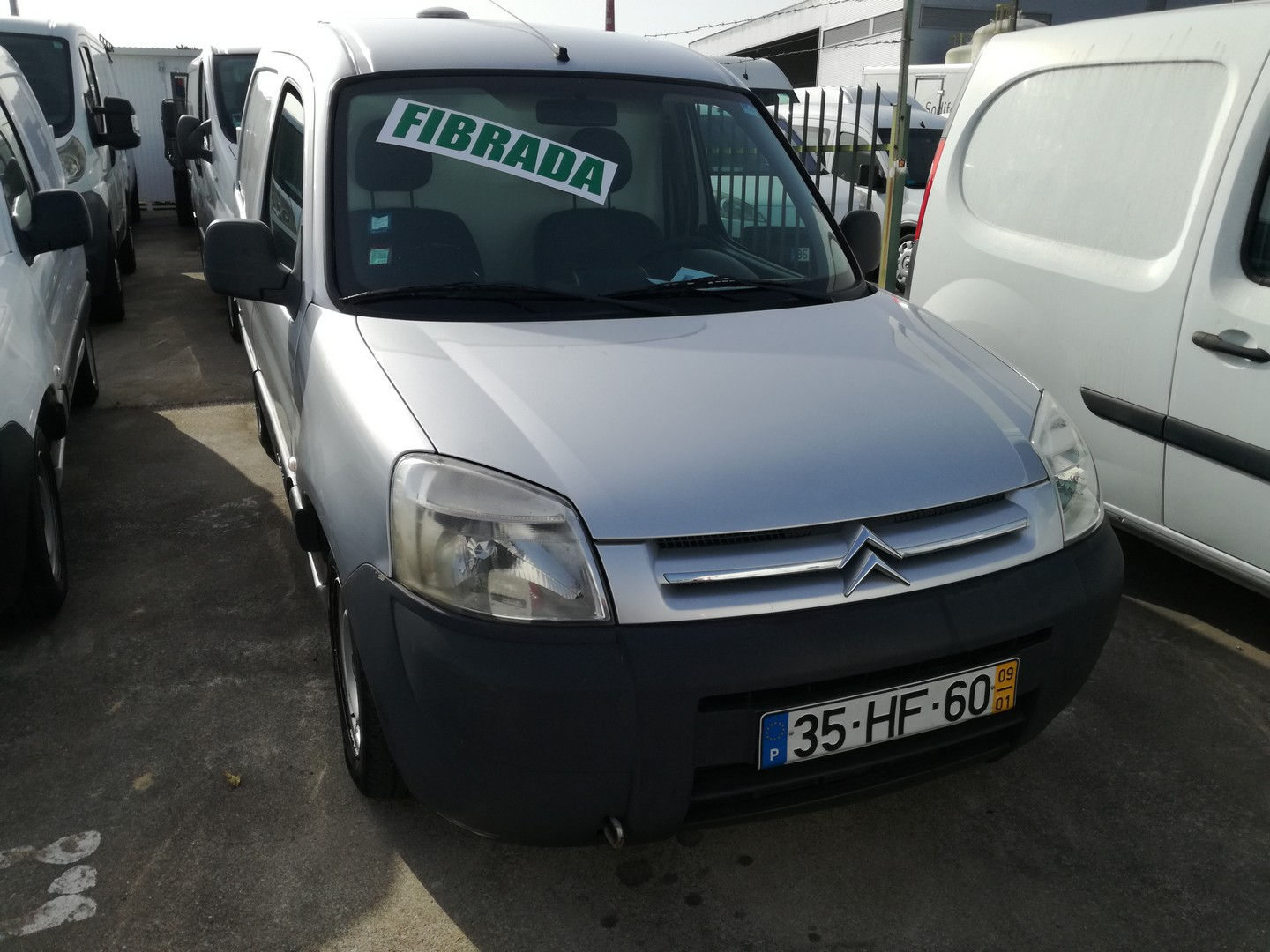 Citroen - Berlingo First 1.6HDI Fibrada