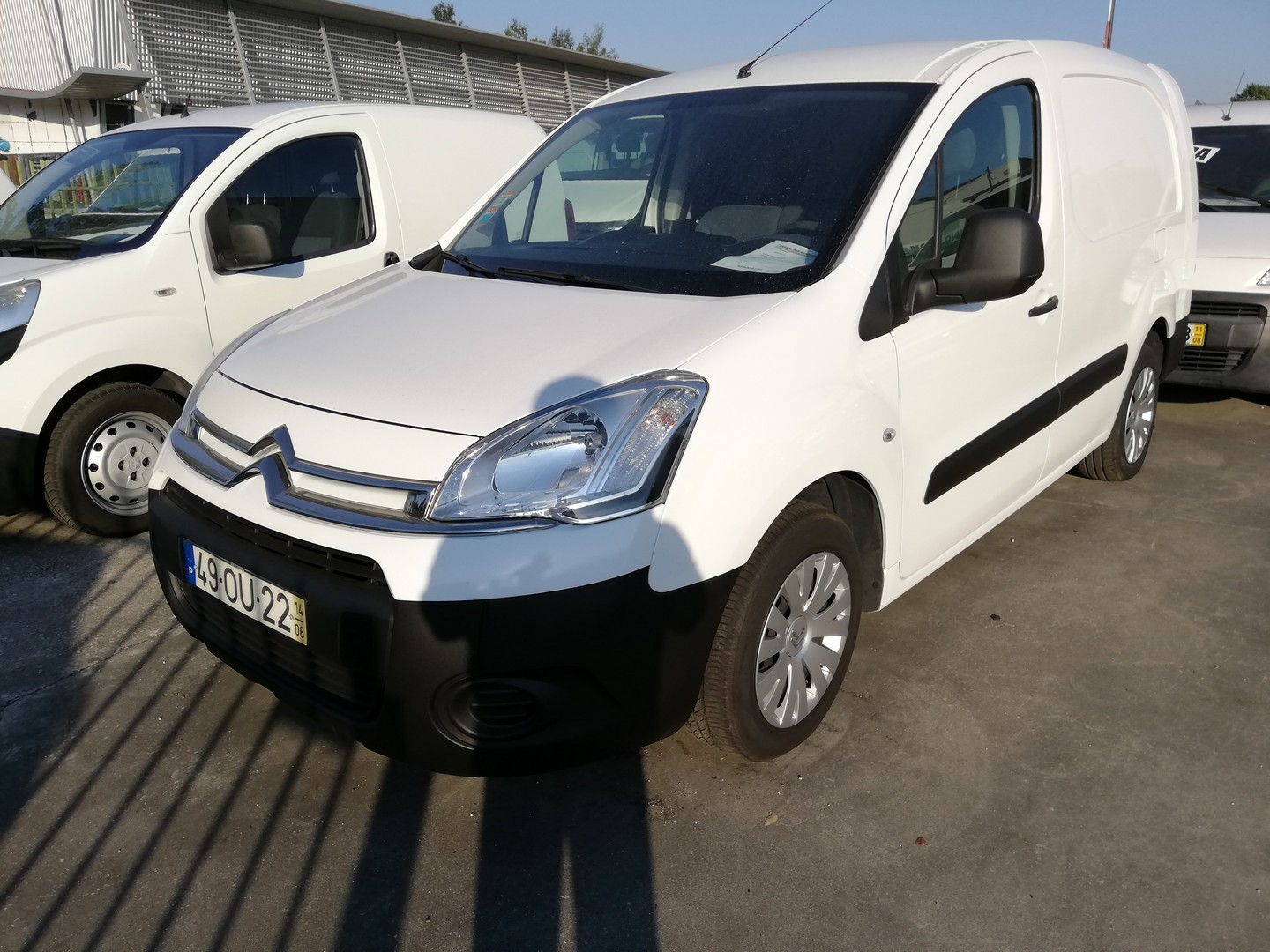 Citroen - Berlingo L2 1.6HDI 90CV 3 Lugares IVA Dedutivel