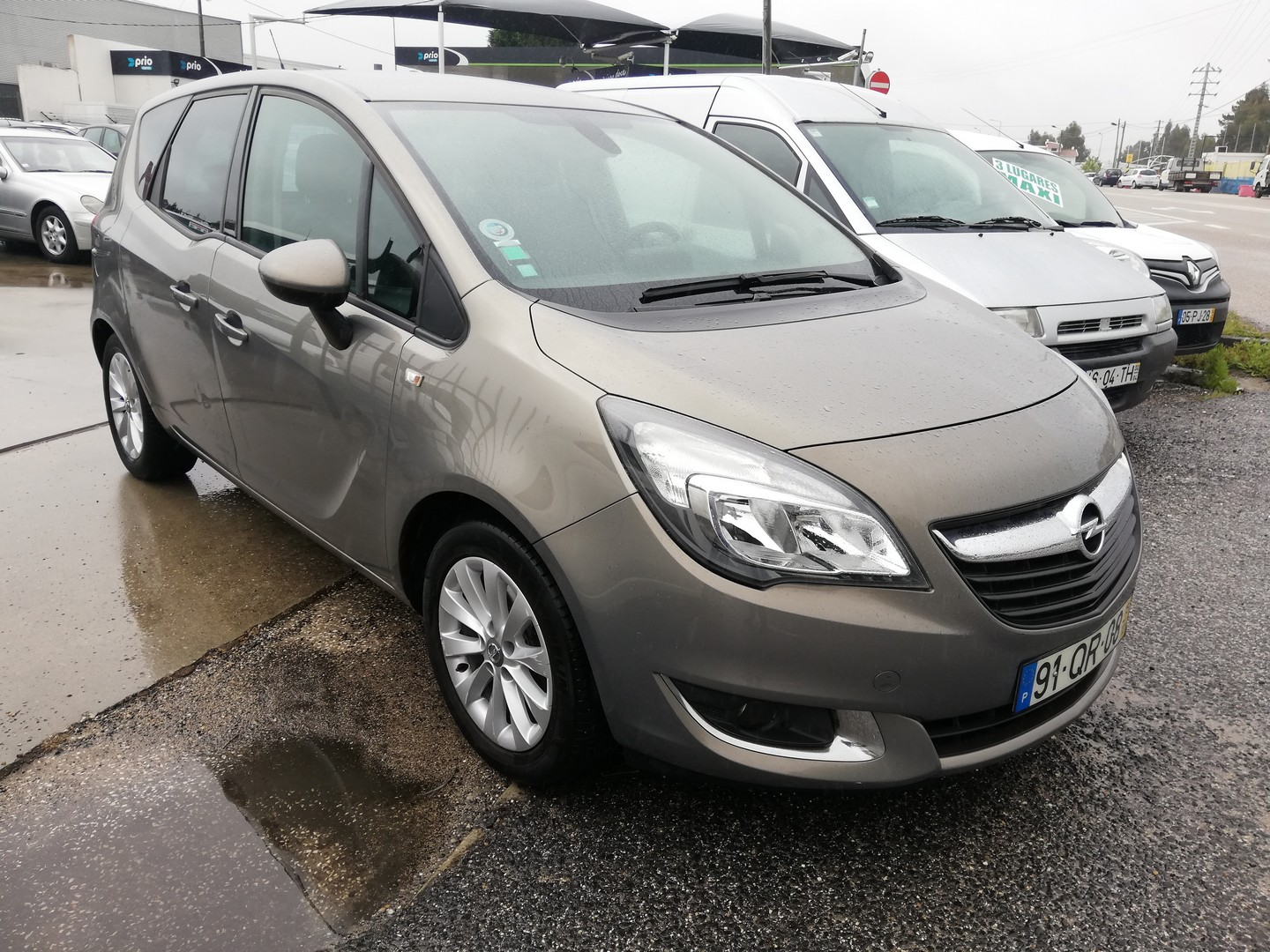 Opel - Meriva Tourer 1.4 Turbo 120CV FlexFuel